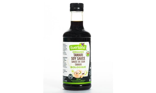 Organic Tamari Soy Sauce- Code#: BU0288