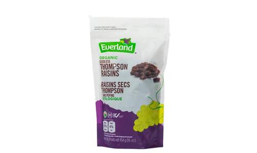 Organic Organic Raisins- Code#: BU0289