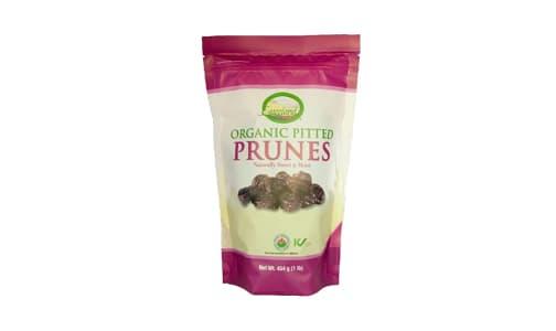 Organic Prunes- Code#: BU0291