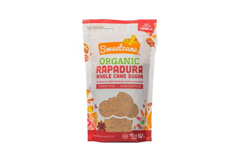 Organic Rapadura Whole Cane Sugar- Code#: BU0295