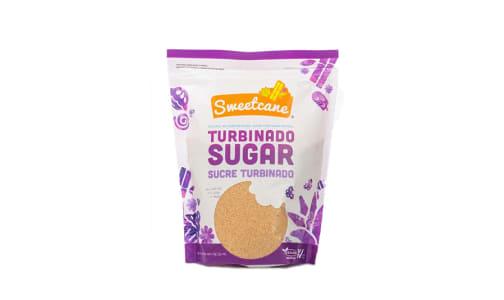 Organic Turbinado Sugar- Code#: BU0296