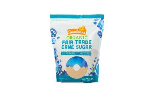 Organic Fair Trade Sugar- Code#: BU0297