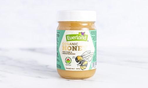 Organic Honey- Code#: BU0298