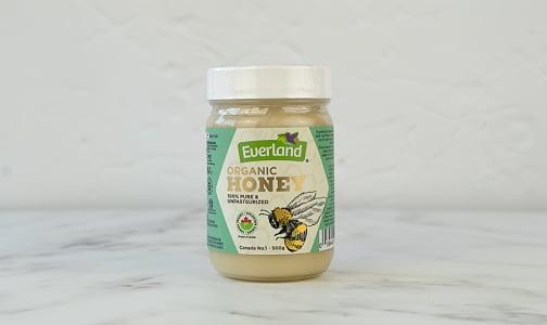 Organic Honey, Unpasteurized- Code#: BU0298