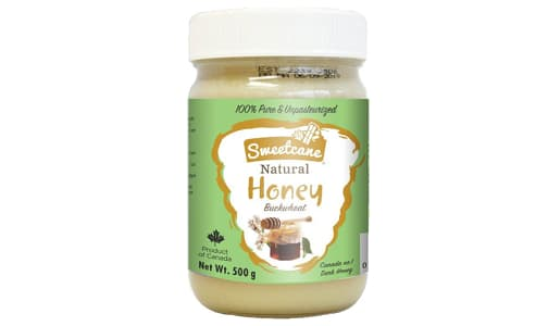 Buckwheat Honey- Code#: BU0304
