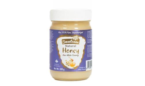 Honey - Raw- Code#: BU0306