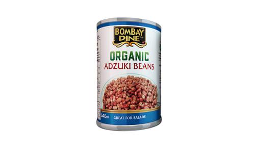 Organic Adzuki Beans- Code#: BU0308