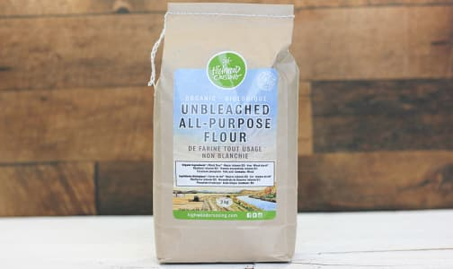 Organic All-Purpose Flour- Code#: BU0309