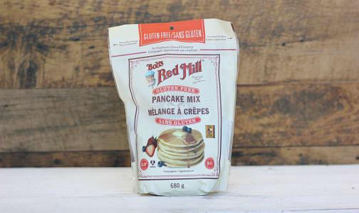 Pancake Mix- Code#: BU0323