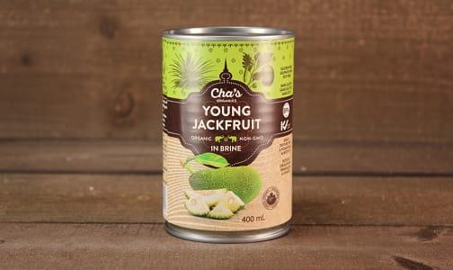 Organic Young Jackfruit- Code#: BU0335