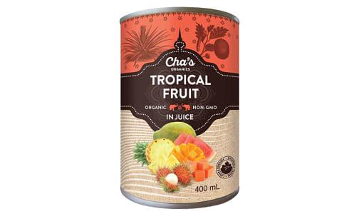 Organic Tropical Fruit- Code#: BU0341