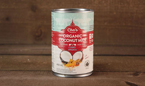 Organic Curry Masla Coconut Milk- Code#: BU0344