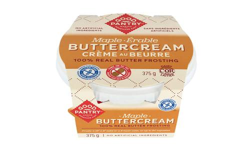 Gourmet Buttercream Frosting - Maple- Code#: BU0353