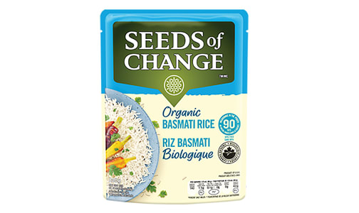Organic Basmati Rice- Code#: BU0359