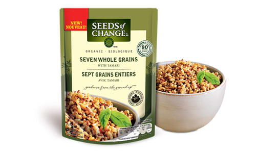 Organic Seven Whole Grains- Code#: BU0363