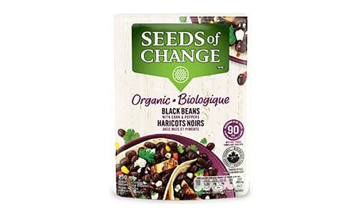 Organic Black Beans- Code#: BU0366