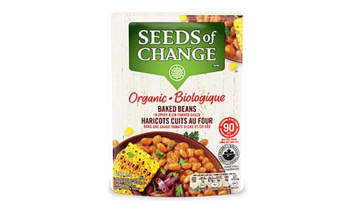 Organic Baked Beans- Code#: BU0368