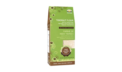 Organic Tigernut Flour- Code#: BU0374