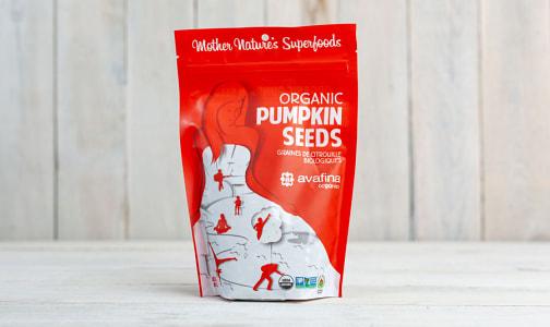 Organic Pumpkin Seeds- Code#: BU0394