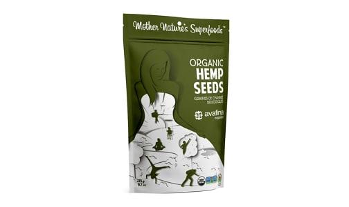 Organic Hemp Seeds- Code#: BU0415