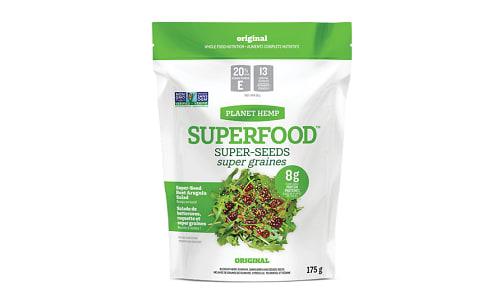 Original Super-Seeds- Code#: BU0417