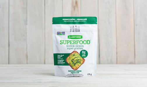 Savoury Onion Super-Seeds- Code#: BU0418