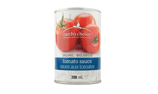 Organic Tomato Sauce- Code#: BU0502