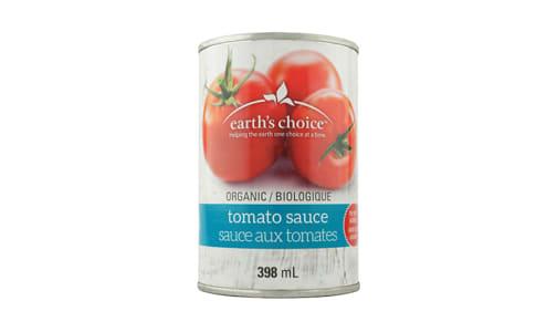 Organic Tomato Sauce, No Salt- Code#: BU0504