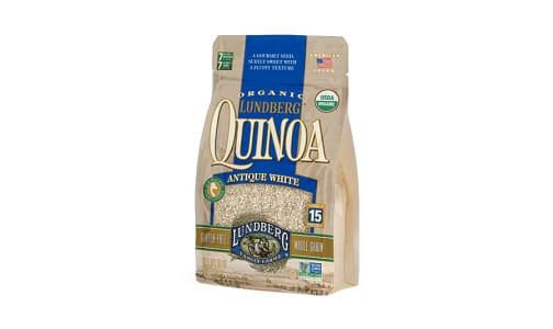 White Antique Quinoa- Code#: BU0512