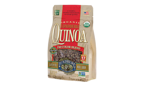 Tri-Color Blend Quinoa- Code#: BU0513
