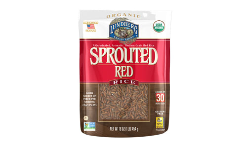 Sprouted Red Rice- Code#: BU0516