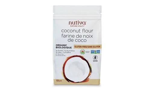 Organic Coconut Flour- Code#: BU0521