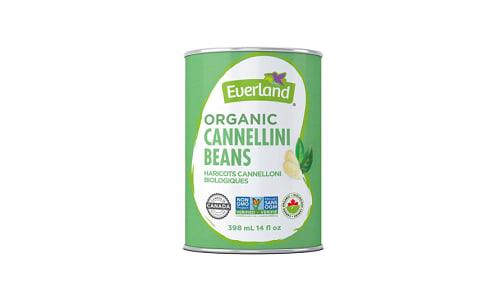 Organic Canned Cannellini Beans- Code#: BU0533