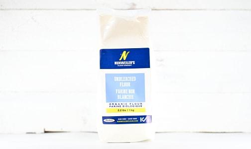 Organic Unbleached White Flour- Code#: BU0543