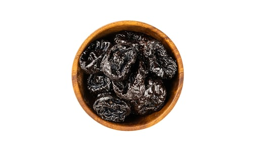 Organic Prunes, Pitted Dried- Code#: BU0581