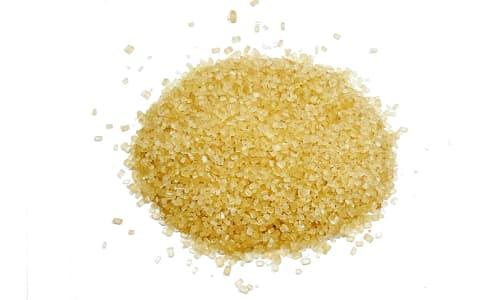 Organic Sugar, Cane Unrefined- Code#: BU0596
