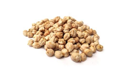 Organic Beans, Garbanzo- Code#: BU0599