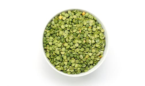 Organic Green Split Peas- Code#: BU0603