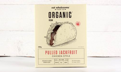 Organic Pulled Jackfruit - Chicken-Style- Code#: BU0615