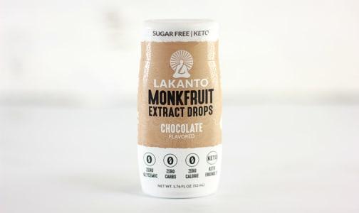 Liquid Monkfruit Sweetener - Chocolate- Code#: BU0618