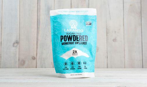 Powdered Monkfruit Sweetener- Code#: BU0622