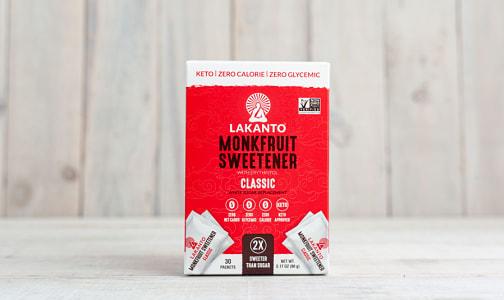 Classic Monkfruit Sweetener- Code#: BU0629