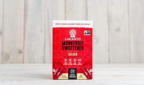 Golden Monkfruit Sweetener- Code#: BU0631