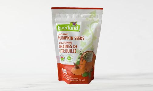 Organic Raw Pumpkin Seeds- Code#: BU0636