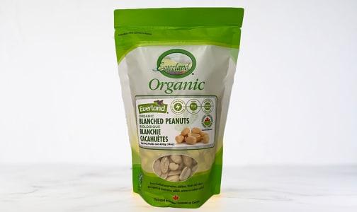Organic Peanuts, Raw Blanched- Code#: BU0638