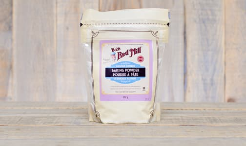 Baking Powder - Aluminum and Gluten Free- Code#: BU064