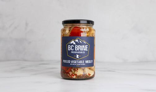 Pickled Vegetable Medley- Code#: BU0675