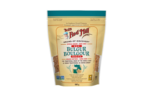 Red Wheat Bulgur- Code#: BU067