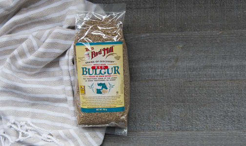 Red Wheat Bulgar- Code#: BU067