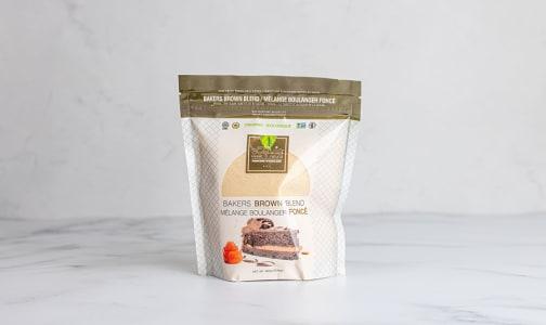 Organic Brown Baking Blend- Code#: BU0707